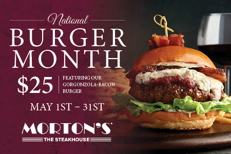 Morton's Burger Month